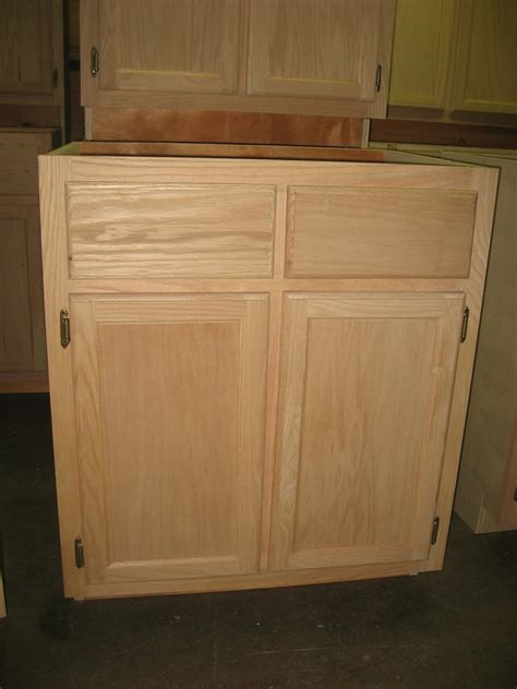 unfinished kitchen furniture blue ridge surplus oak unfinished cabinets