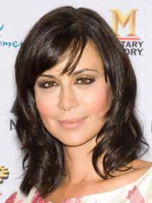 catherine bell haircut for the witch catherine bell army wives photos long hairstyles