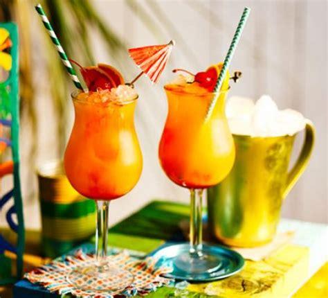 thai dishes malibu rum cocktail recipes food