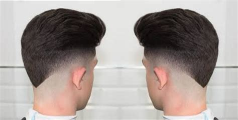 new hairstyles for men the v shaped neckline v shaped neckline haircut haircuts models ideas