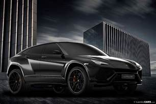 Lamborghini Suv Pictures Lamborghini Urus Suv Is Now Ready For Production Newfoxy