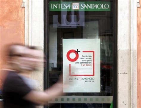 home banking intesa il grosso guaio dell home banking di intesa sanpaolo