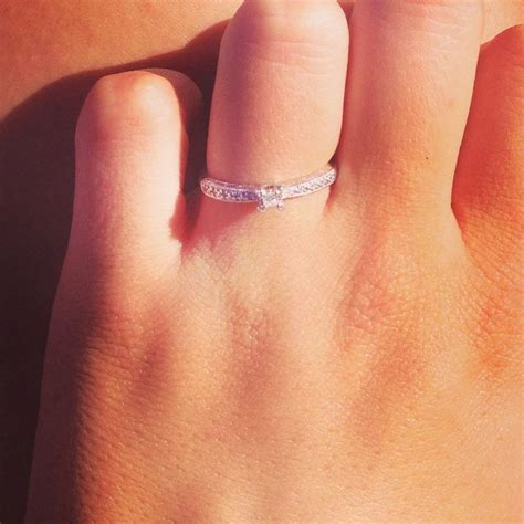 25 best ideas about promise ring band on