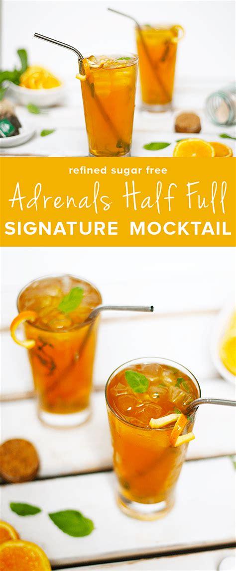 adrenals support signature mocktail recipe