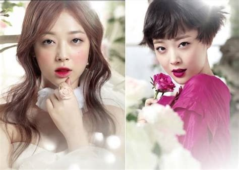 etude house nyc etude house reveals and rose collection preview featuring f x s sulli allkpop com