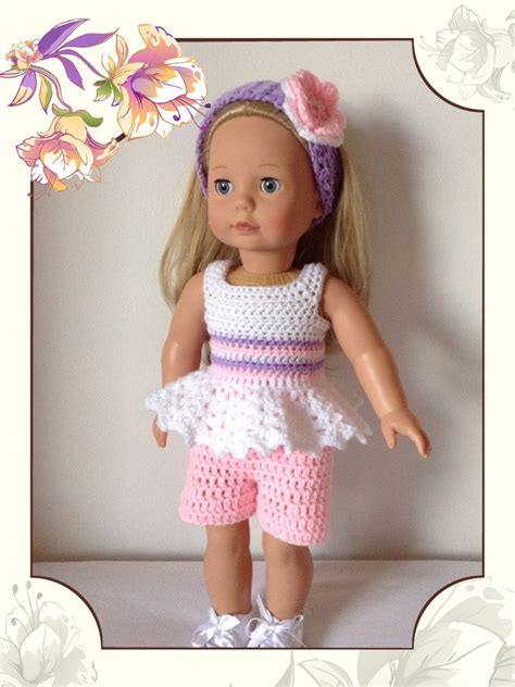 you doll design etsy crochet pattern pdf for 18 inch doll american girl doll