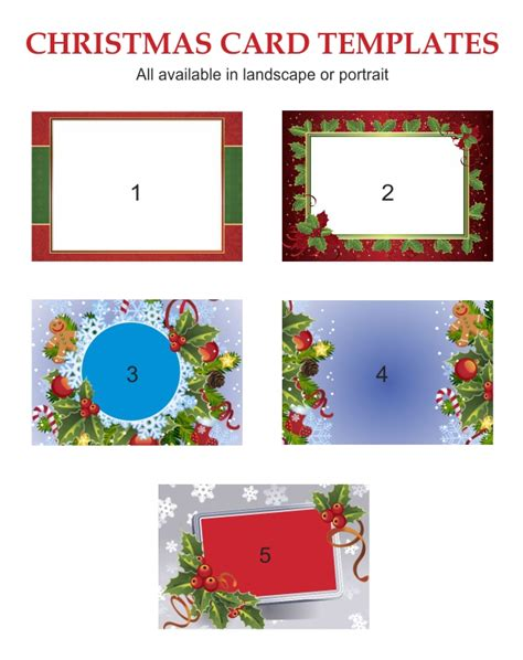 free card designs templates custom card templates