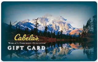 Can You Use Cabela S Gift Card At Bass Pro - doomsday moose doomsday giveaway for june 2013