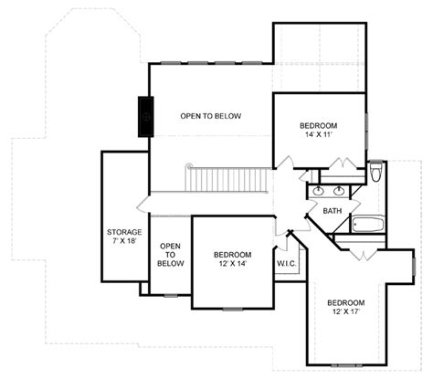 hatfield house floor plan hatfield place 7974 4 bedrooms and 2 baths the house