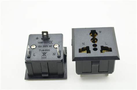 Werstan Ac Universal Socket 2 1 ups pdu ac universal muti use power socket power outlet