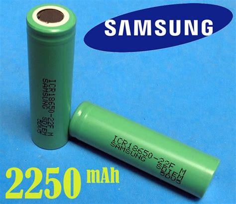 Baterai Samsung 18650 2200mahbekas Laptop jual batre batere baterai battery rechargeable