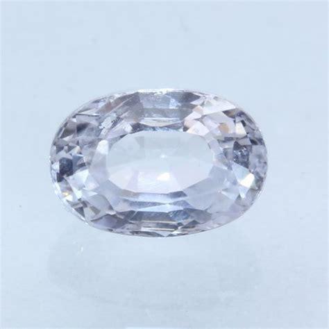 White Sapphire Ceylon 3 ceylon white sapphire sparkling 7 8 x 5 3 mm oval heat