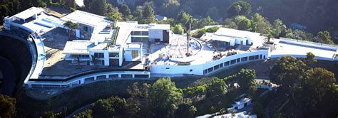 Luxury Mansions Floor Plans by Update On A 500 Million Bel Air Mega Compound Homes Of
