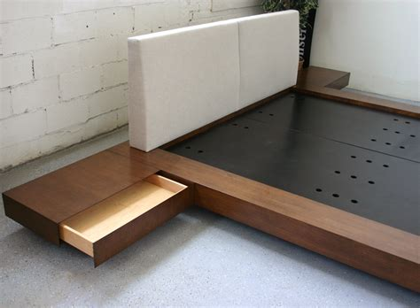japanese platform bed beds bf workshops inc