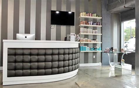 astonishing decorating ideas salon station images simple