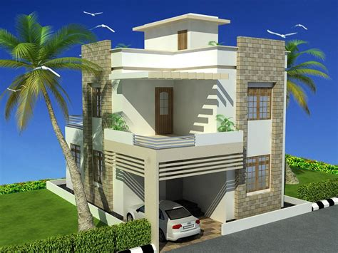 duplex house front design 3d front elevation concepts home design