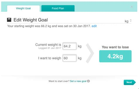 solved help how to change goal start date fitbit