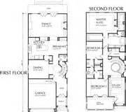 Narrow 2 Story House Plans Two Story Narrow Lot House Plans Quotes