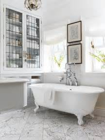 One contemporary approach to black and white bathroom design is to add