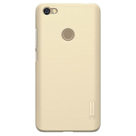 Xiaomi Redmi Note 5a Prime Nillkin Hardcase Gold Original nillkin frosted shield with screen protector for xiaomi redmi note 5a prime golden