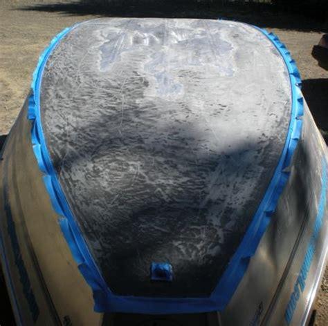 drift boat bottom coating drift boat bottom repair