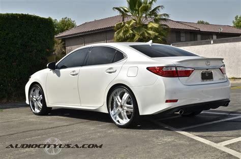 custom lexus es 350 lexus es 350 custom wheels merceli m6 22x8 5 et tire