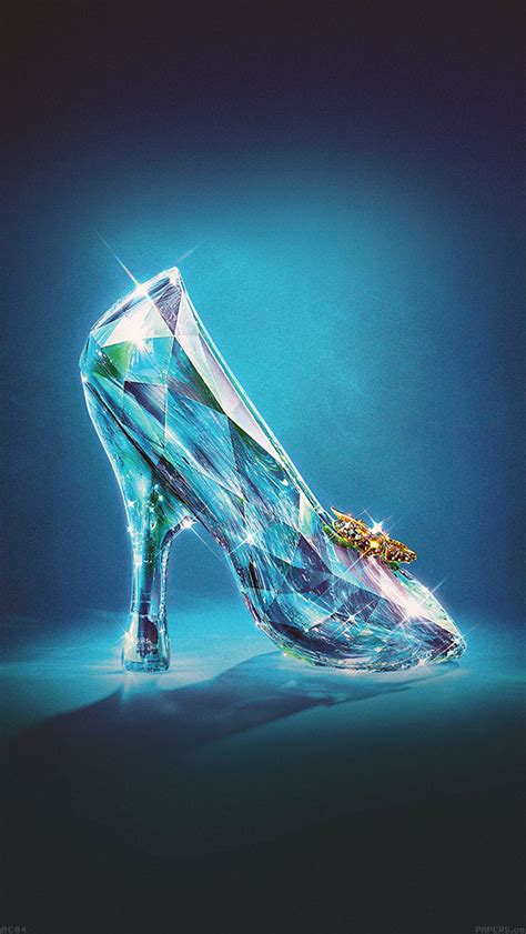cinderella and the glass slipper ac04 wallpaper cinderella glass slipper shoes illust