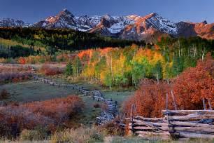 colorado color san juan mountains colorado photograph autumn