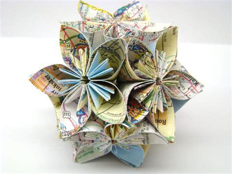 Origami Flower Balls - best 25 origami ideas on paper balls