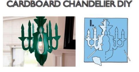 cardboard chandelier diy with a surfboard cardboard chandelier diy