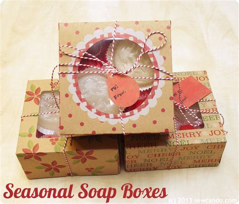 How To Make Handmade Boxes - sew can do how to make handmade gifts look amazing on the