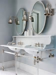 fashioned bathroom mirrors carrara marble countertop design ideas