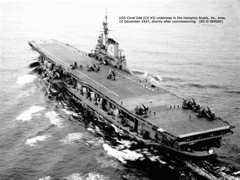Cv B Uss Coral Sea Cva 43 Navy Units