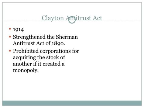 clayton act section 16 chapter 9 section 4