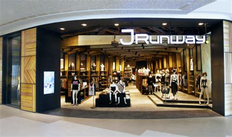 the japanese design store with the cult following expands in l a new japanese fashion store jrunway in singapore her world