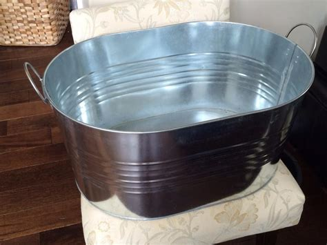 beer bathtub new price large oval galvanized beer tub victoria city