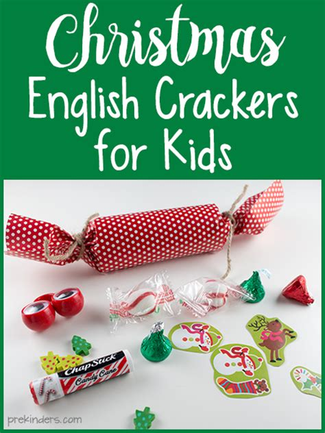 How To Make A Cracker Out Of Paper - how to make crackers prekinders