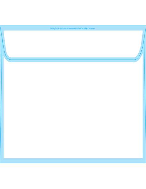 booklet envelope template booklet envelopes 7 1 2 x 10 1 2 back free