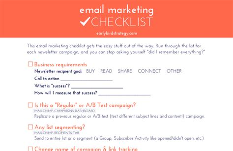 email format check email checklist template 28 images 11 powerful email