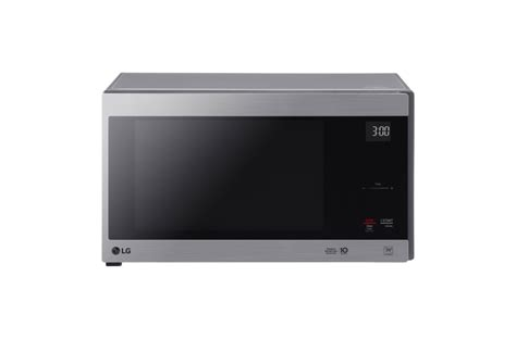 Microwave Lg Neochef lg lmc1575st neochef countertop microwave with smart inverter lg usa