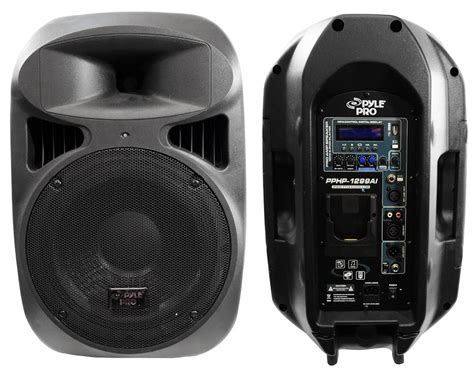 Speaker Usbmemory Advance H 334 Pylepro Pphp1299ai Home And Office Pa Loudspeakers