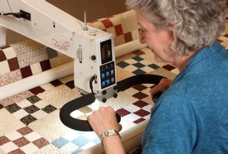 Longarm Quilting Machine Giveaway - checklist for choosing a longarm quilting machine apqs