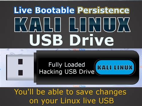 tutorial kali linux live usb how to make kali linux live usb persistence a simple