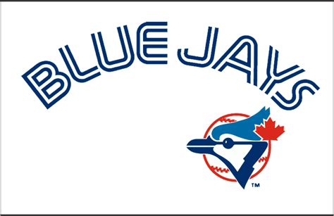 Kaos Toronto Blue Jays Logo 4 toronto blue jays jersey logo american league al