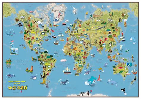 show a map show world map roundtripticket me
