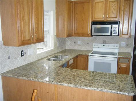 Kitchen Backsplash Ideas With Santa Cecilia Granite Santa Cecilia Granite Backsplash Ideas