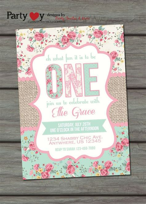 shabby chic invitation 25 best ideas about shabby chic invitations on