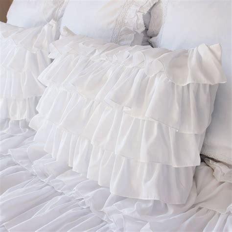 ruffle bedding ruffle bedding