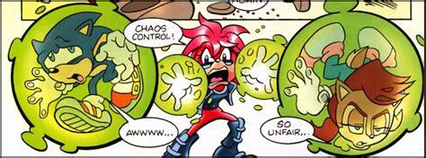 anime cell vore sally acorn anime sonic underground lara su mobius encyclopaedia sonic the hedgehog comics