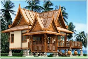 thai home design news beautiful traditional thai housing with a bit of modern
